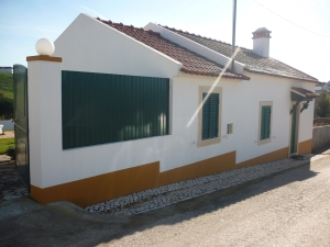 Popular striking Portuguese colour scheme