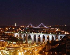 actually Lisbon