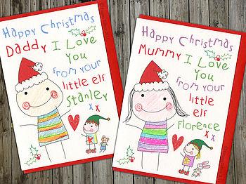 Cards by 'Little Brown Rabit', www.notonthehighstreet.com