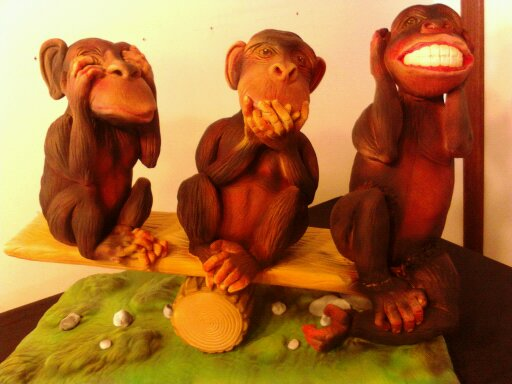 Yep.  Its a cake!
