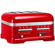 red toaster, john lewis