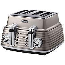 John Lewis toaster