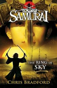 Young Samuari, The Ring of Sky, Chris Bradbury