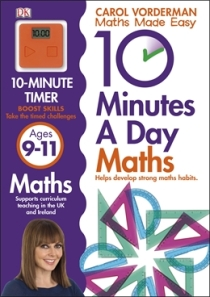 Carol Vorderman maths book