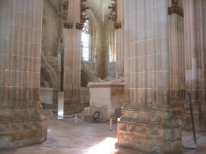 Batalha, tomb of Prince Henry the Navigator