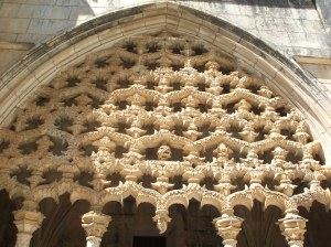 Batalha, Manueline stonework, medieval abbey, places to visit, Silver Coast