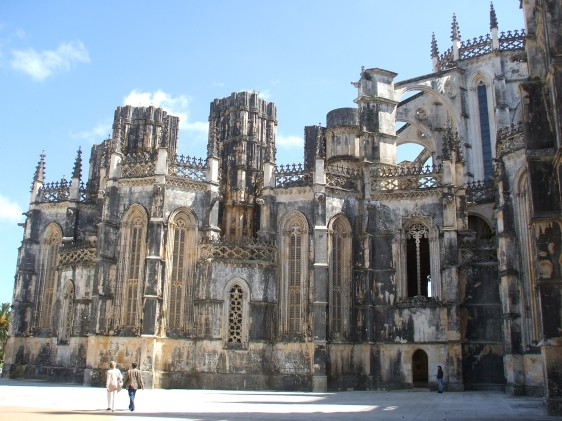 Batalha, monastery, unfinished chapel, places to visit, Silver Coast