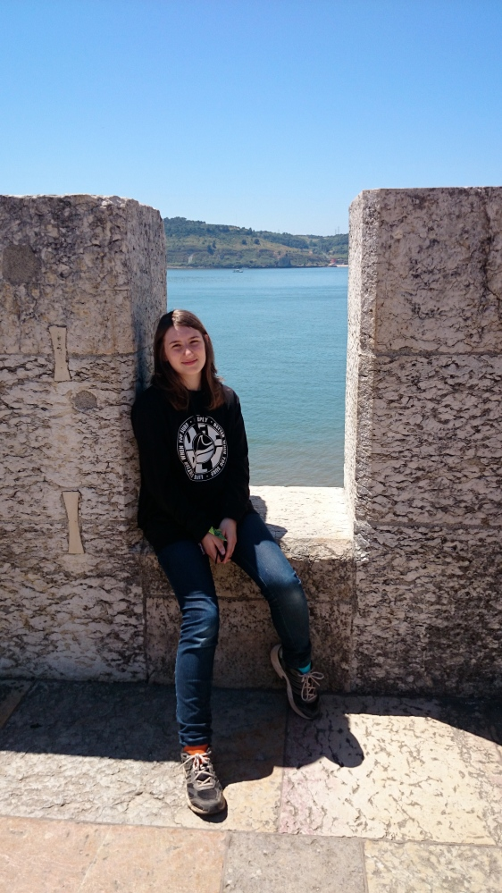 Belem Tower, Lisbon, Tagus River