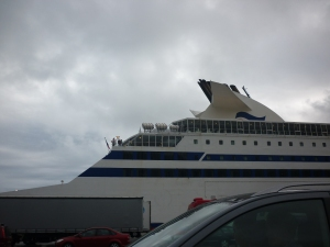 Ferry, Brittany ferries